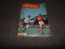 Charles Buchan's Football Monthly, December 1964
